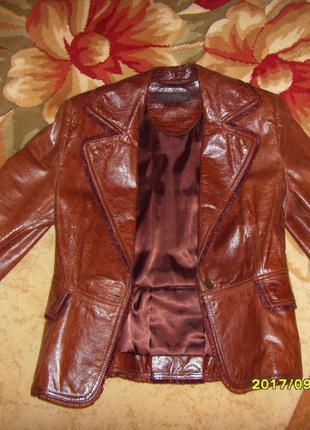 Шкіряний піджак macrevis (турцея)