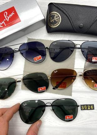 Солнцезащитные очки в стиле ray ban2 фото