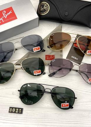 Солнцезащитные очки в стиле ray ban3 фото