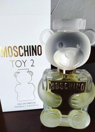 Распив moschino toy 2