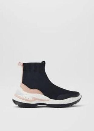 Кроссовки носки zara 2021