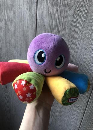 Игрушка осьминожка
