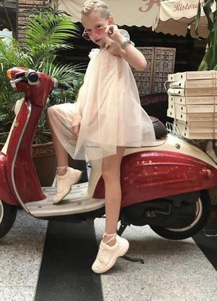 Летний сарафан для девочки 🌸
