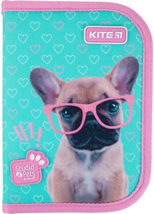 Пенал kite studio pets sp21-622
