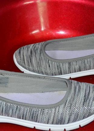 Невесомые кроссовки мокасины от george