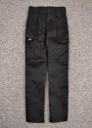 Новые мужские карго брюки dickies wd884 черные оригинал carhartt