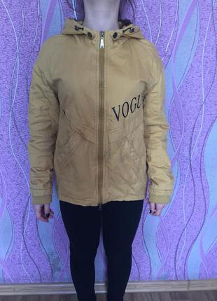 Куртка парка vogue