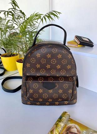👸 рюкзак в стиле луи виттон