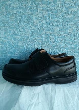 Мужские туфли clarks демисезонные деми2 фото