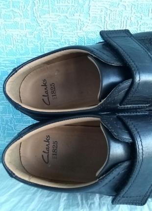 Мужские туфли clarks демисезонные деми8 фото