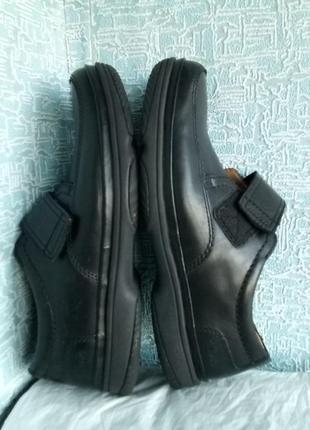 Мужские туфли clarks демисезонные деми6 фото