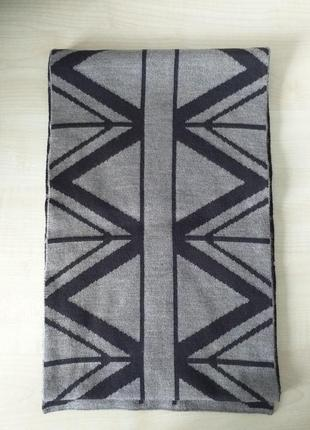 Belstaff   двухсторонний шерстяной шарф3 фото