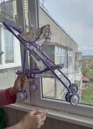 Маленька коляска