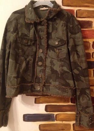 Курточка милитари