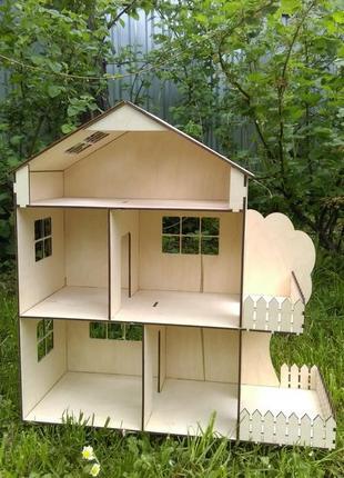 Ляльковий будиночок. домик кукольний