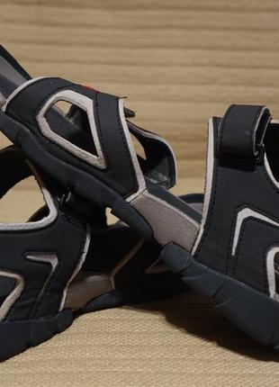 Открытые легкие веганские сандалики спортивного стиля quechua франция 40 р.