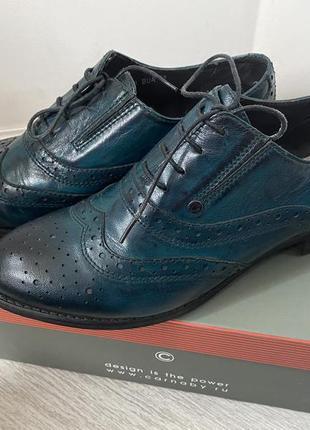 Туфли броги carnaby