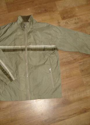 Куртка, ветровка, дождевик nike на 14-16 лет рост 152-158 ткань с пропиткой
