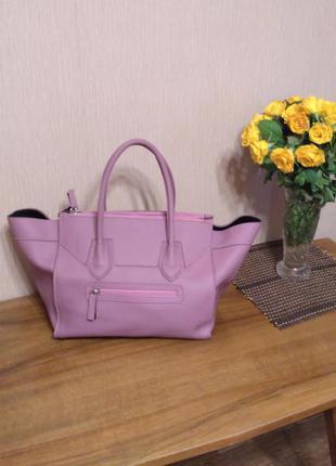 Супер стильная резиновая сумка