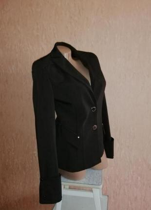 Шикарный пиджак, жакет acciaio 38 размера