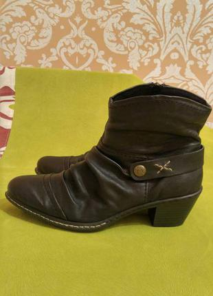 Сапоги сапожки ботинки фирмы rieker
