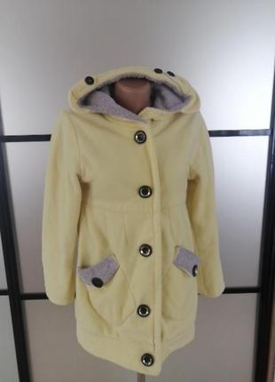 Флисовая куртка, размер с м
