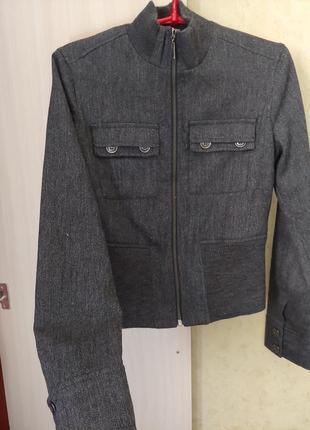Пиджак куртка бомбёр mexx