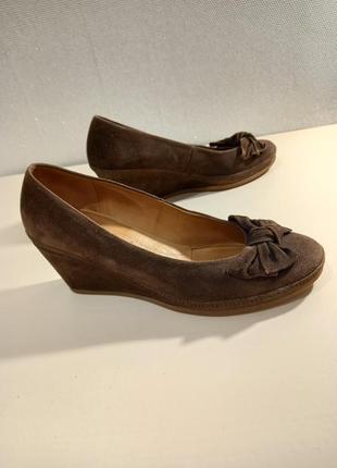 Фирменные женские туфли gabor