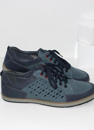 Туфли мужские летние  / летние туфли  / мужские туфли в спортивном стиле