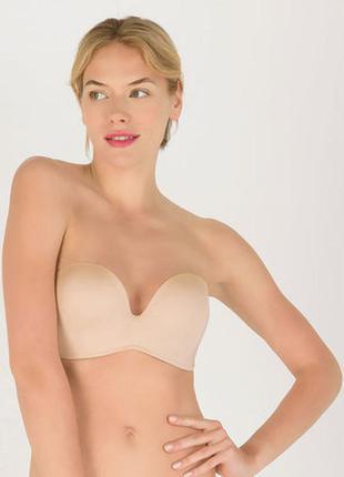 Ultimate strapless bra