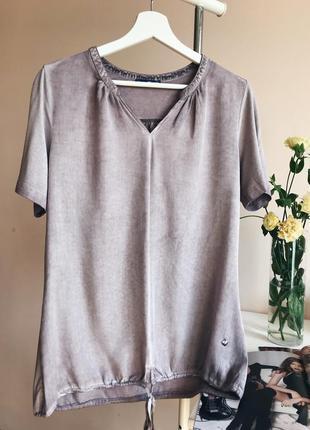 💁🏻 стильна блуза з ефектом вибілення charles vogele