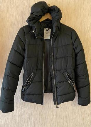 Женская куртка bershka демисезонен