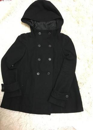 Пальто на холодную осень zara
