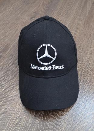 Стильная бейсболка mercedes-benz besabel cap