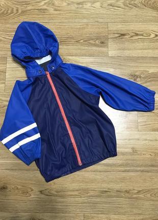 Дождевик куртка ветровка на мальчика два – четыре года