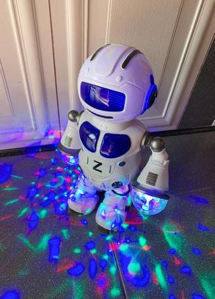 Іграшка танцюючий робот з сша танцор