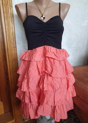 Сукня платье сарафан на лето _ 1+1= скидка ⭐