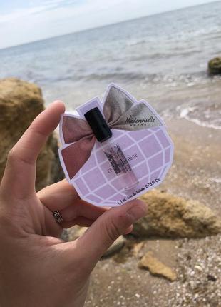 Пробник парфюмерии азара azzaro mademoiselle leau tres belle2 фото