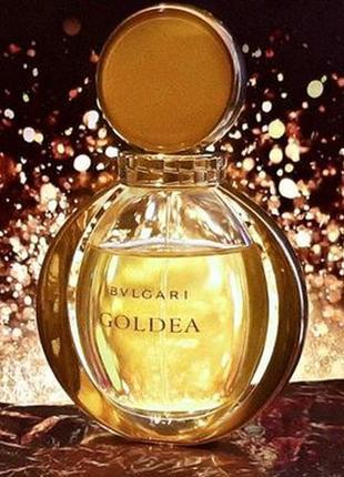 Bvlgari goldea оригинал парфюмированная вода