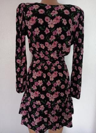 Платье в цветочный принт reserved