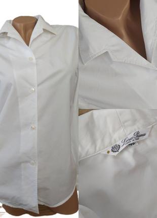 Рубашка блузка женская loro piana
