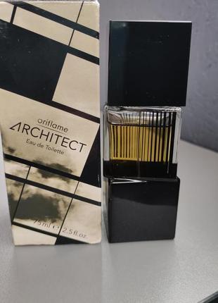 Architect oriflame туалетная вода орифлейм архитект