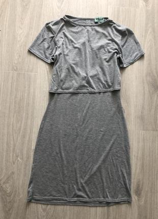 Платье длина 90 см.