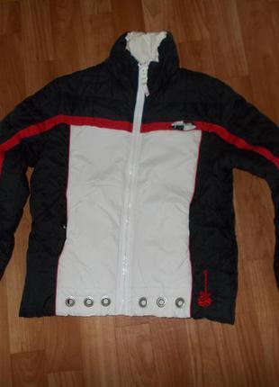 Куртка junker спортивная демисезонная