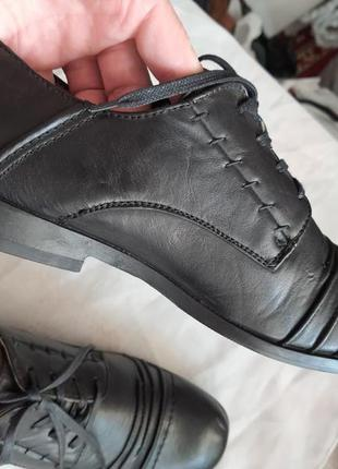 Новые туфли puccetti(мюнхен)  41 р. 27 см стелька9 фото