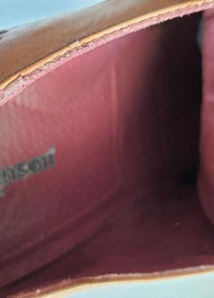 Туфли мужские nicola benson италия, размер 44, натуральная кожа5 фото
