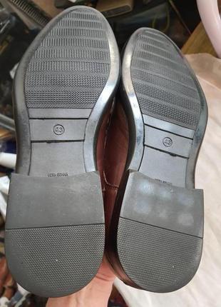 Мужские кожаные туфли класса люкс westland 43 р. германия!2 фото