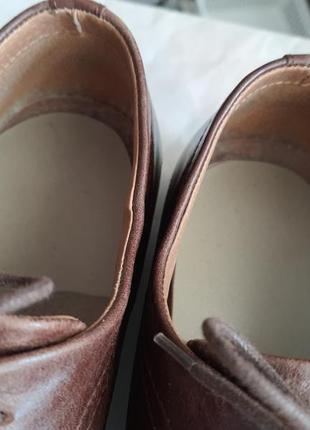 Мужские кожаные туфли класса люкс westland 43 р. германия!3 фото