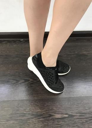 Кожаные кроссовки clarks 40-41 размер