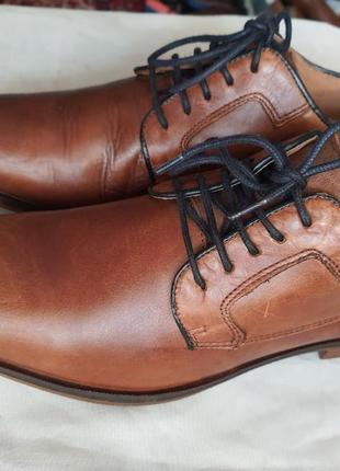 Новые португальские туфли minelli 41 р. натуральная кожа